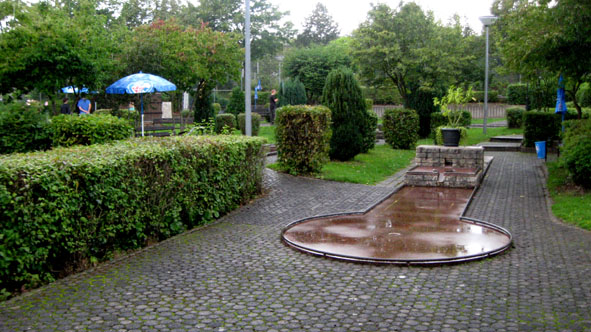 Rheinland Minigolfplatz